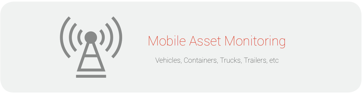 Mobile Asset Monitoring